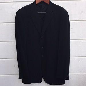 Giorgio Armani Classic Black Suit
